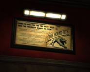Hound Pits Sign
