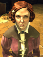 Thalia Timsh The Knife of Dunwall Dishonored