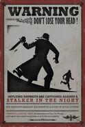 Warning poster 01 d