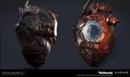 Heart render