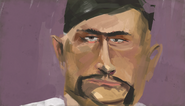 Luca, Artist Self Portrait