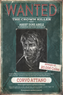 Corvo Wanted Poster Dishonored 2
