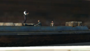Civilians on Boat