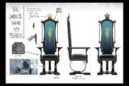 Throne concept