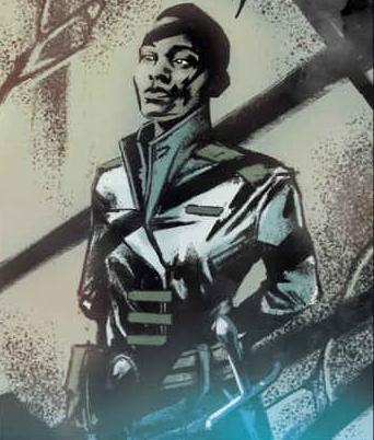 Captain Laurence