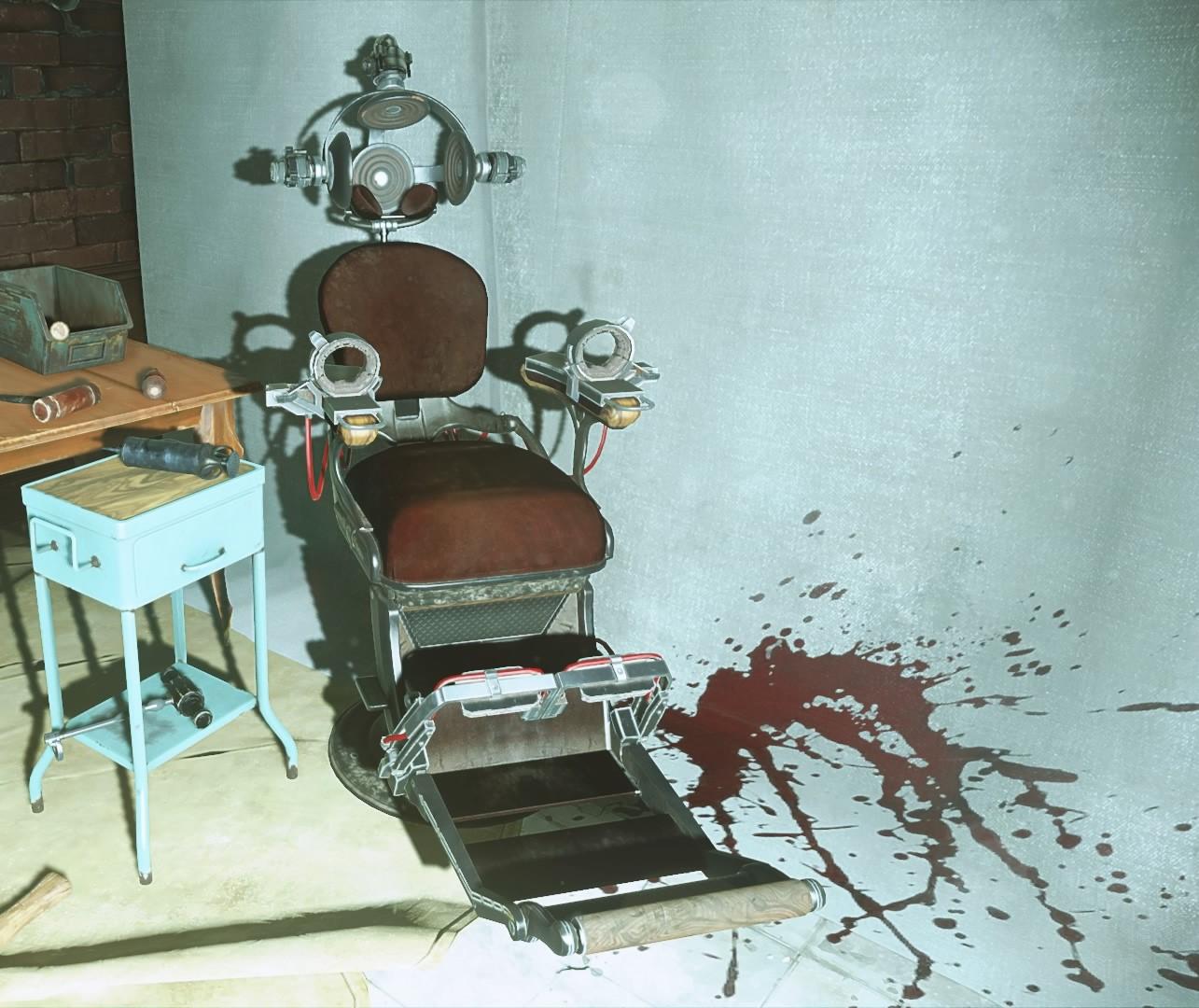 Overseer Musical Chair