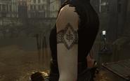 Dead Eel tattoo (1)