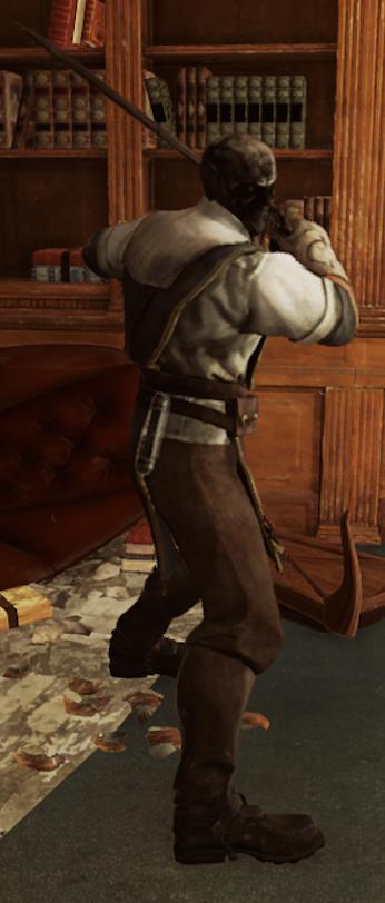 Overseer Harold
