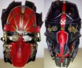 Corvo's Mask from the Dishonored 2 Collector's Edition
