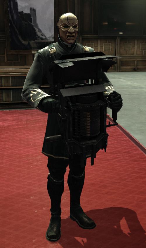 Overseer Gerard