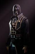 Corvo attano mask render