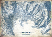Karnaca map