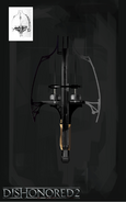 Dishonored 2 weaponry