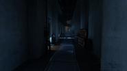 07 hallway outside servants area