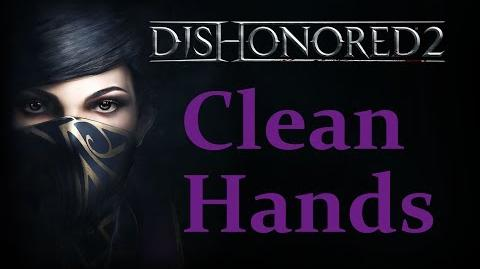"""Dishonored 2 (2016) Emily All non-lethal """"assassinations""""!"""