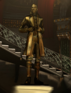 Burrows Statue
