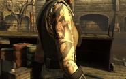 Dead Eel tattoo (2)