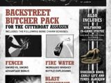 Backstreet Butcher Pack