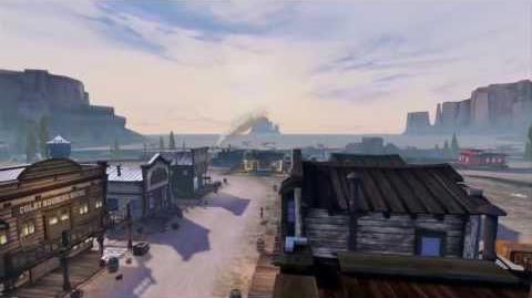DISNEY INFINITY Lone Ranger Play Set Trailer