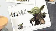 Yoda Conceptart