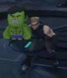 Mini-hulk