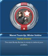 Marvel Team-Up - Winter Soldier 3.0