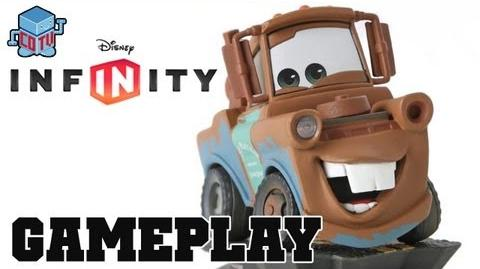 CoinOpTV - Disney Infinity CARS Gameplay Commentary