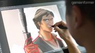 Drawing Han
