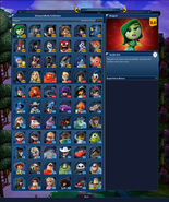 Disney Character Collection