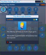 Toy Box Logic Builder locked in 2.0