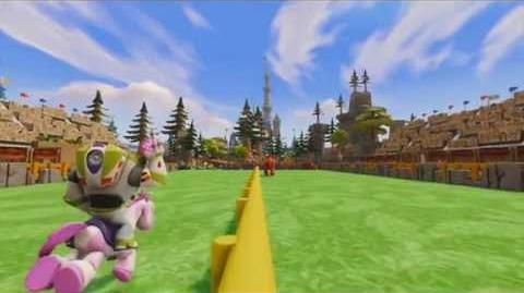 DISNEY INFINITY Medieval Arena (Featured Toy Box)