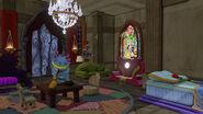 Sleeping Beauty Interior