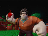 Wreck-It Ralph's Cherry Bomb