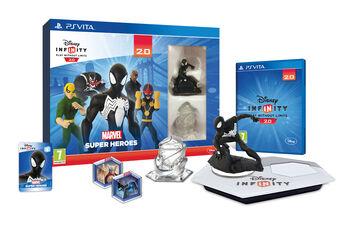 Disney Infinity 2 0 Edition Starter Pack Playstation Vita Disney Infinity Wiki Fandom