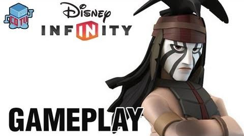 CoinOpTV - Disney Infinity TOY BOX Making Sidescroller Gameplay