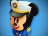 Cruise Captain Mickey Costume