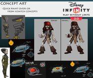 Undead Jack Concept