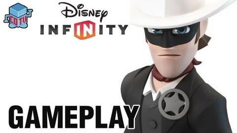 CoinOpTV - Disney Infinity LONE RANGER Gameplay Commentary