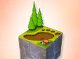 Gravity Falls Giant Footprint