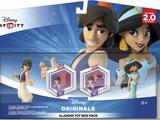 Aladdin Toy Box Pack