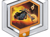 Ghost Rider's Motorcycle