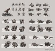 Turrets Random