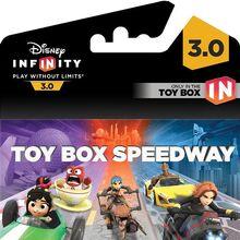 Toy Box Speedway Disney Infinity Wiki Fandom