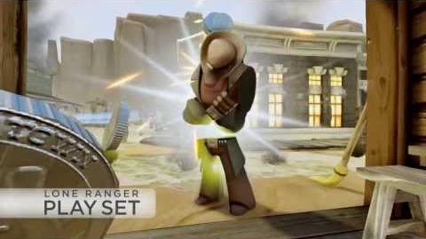 Disney Infinity The Lone Ranger - The Lone Ranger