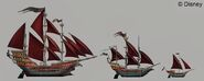 Ship Shivaji sizes 01