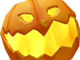 Halloween Town Jack-O-Lanterns