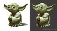 SamNielson Infinity Yoda