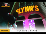 Flynn's Arcade (Toy Box Hub)