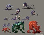 Symbiotes Concept