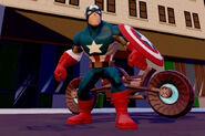 Cap Hoverbike